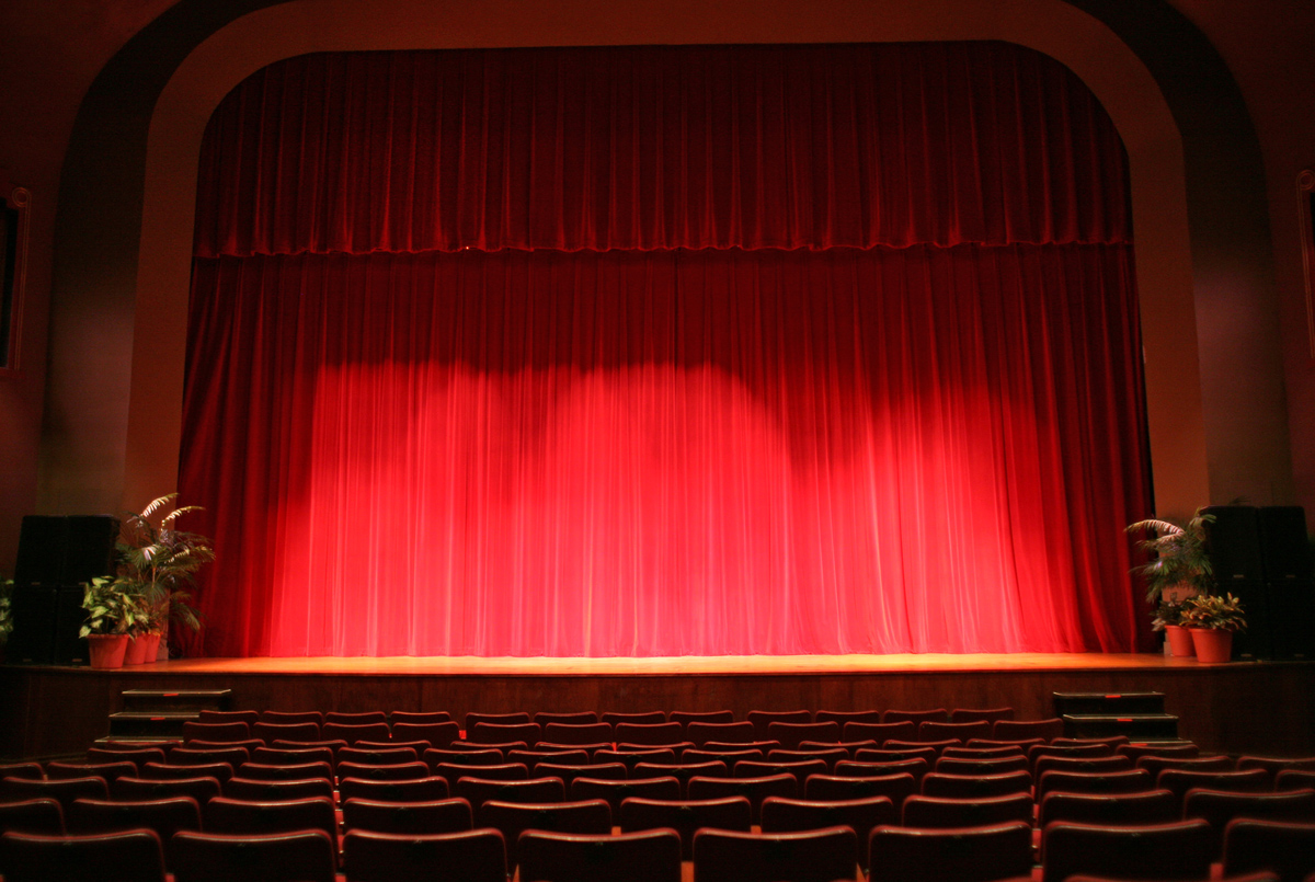 Carver Jo Long Theatre