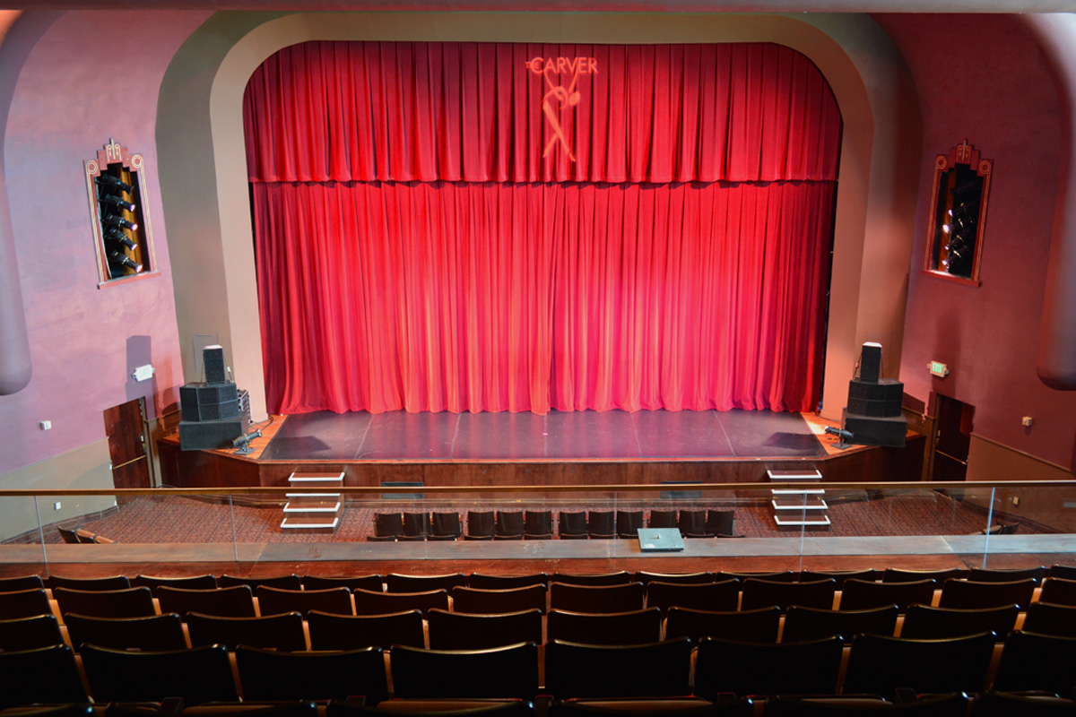 The Carver Community Cultural Center - The Jo Long Theatre for Performing Arts