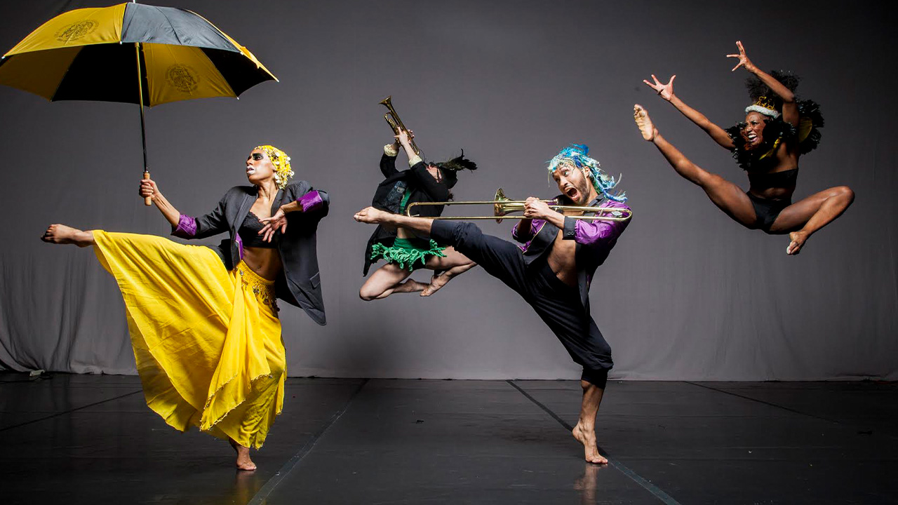 Cleo Parker Robinson Dance - The Carver Community Cultural Center