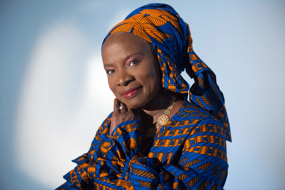 Angélique Kidjo - The Carver Community Cultural Center