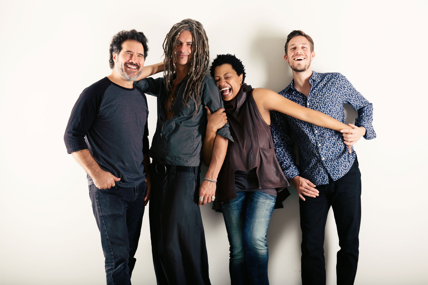 Lisa Fischer & Grand Baton - The Carver Community Cultural Center