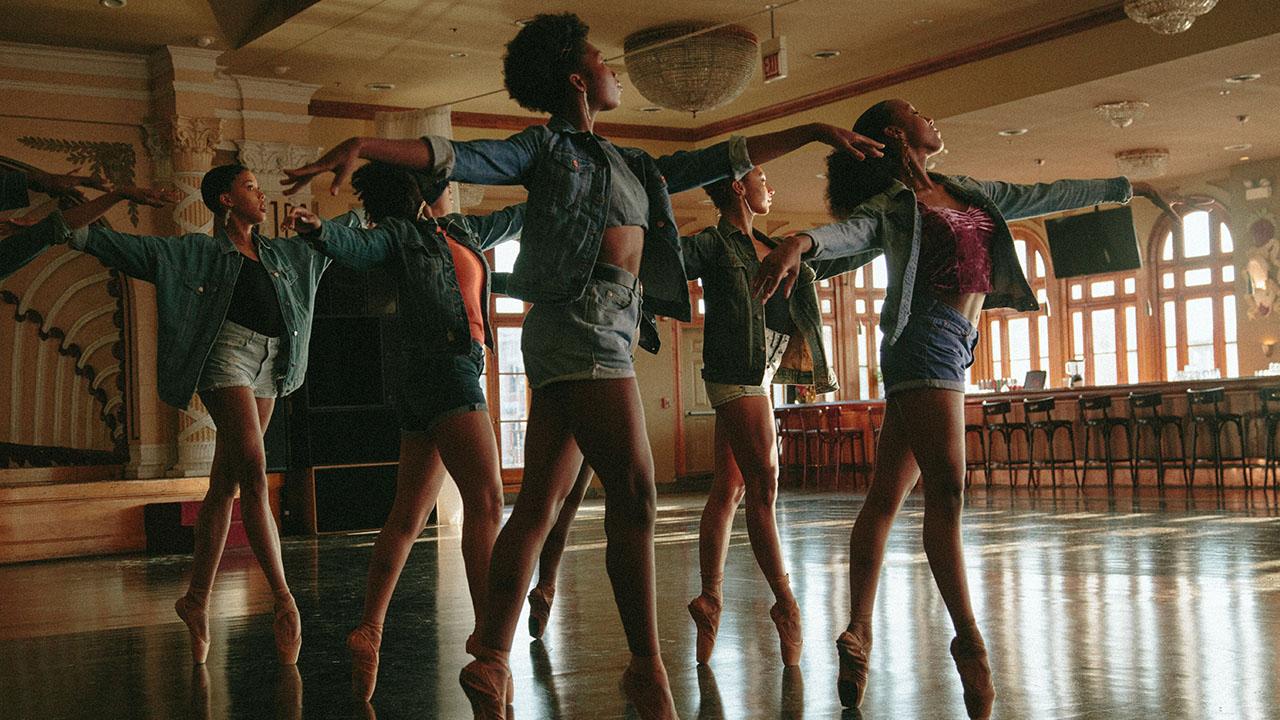 Hiplet Ballerinas - Carver Season 2021-22